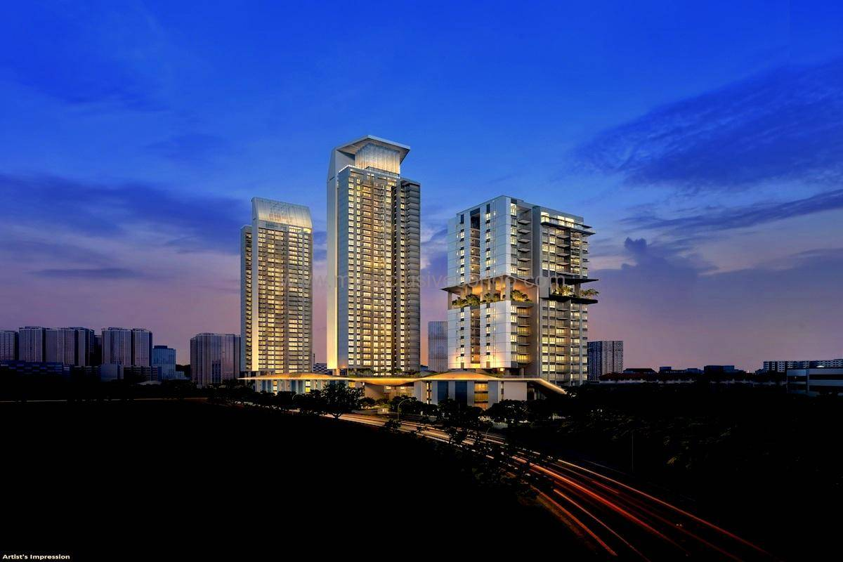 New Launch Condo - Highline Residences