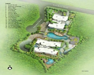 Singapore New Launch - Hallmark Residences - Siteplan