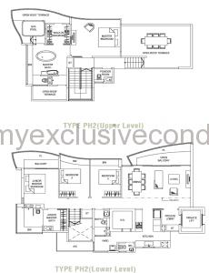 Hallmark Residences - Type PH2