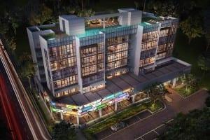 Singarpore New Launch Condo - The Citron Residences