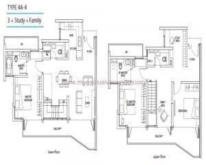 Kallang Riverside - Type4A-4