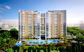 Singapore New Launch Condo - Tre Residences