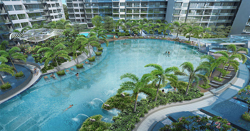 New Launches - Skies Miltonia - Swimming Pool