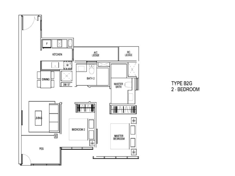 Thomson Impressions - 2 Bedroom