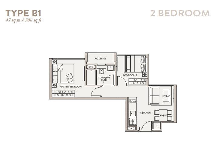 The Asana - Floor Plans
