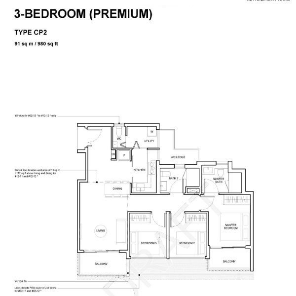 Forest Woods - Floorplan