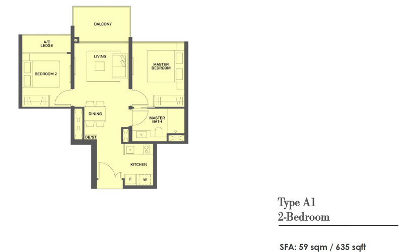 The Clement Canopy - Floorplans