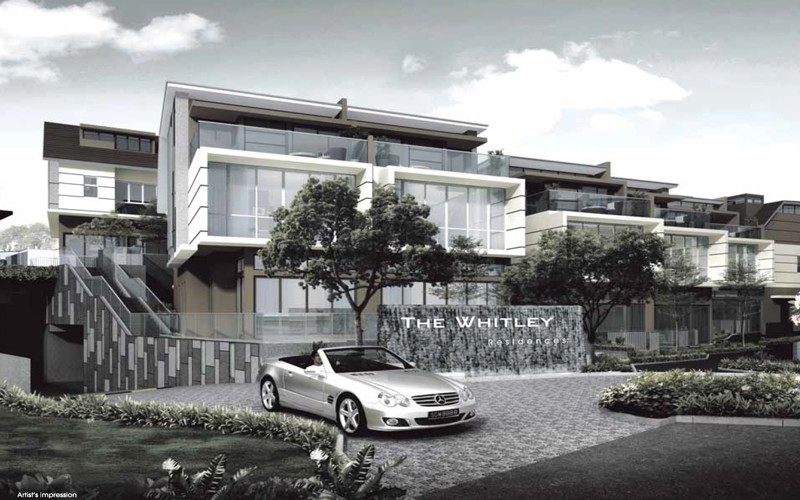 The Whitley Residences - Freehold