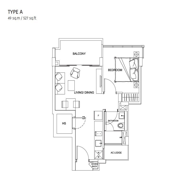 City Suites - Floorplans