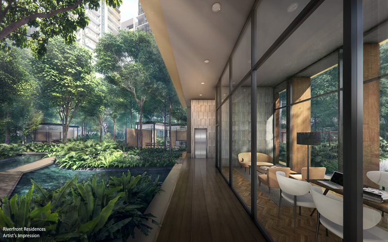 Riverfront Residences - Condo