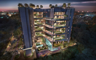 Mont Botanik Residence - freehold development