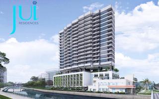 Jui Residences - showflat - freehold