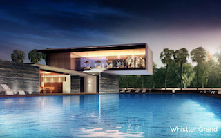Whistler Grand - West Coast Vale New Launch