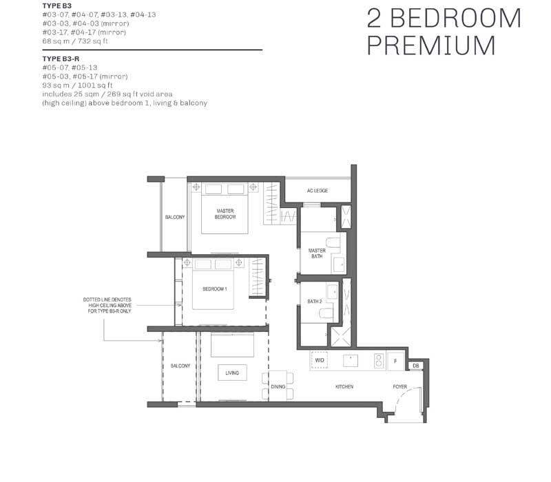 The Essence - Floorplan - 2 Bedroom Premium.jpg