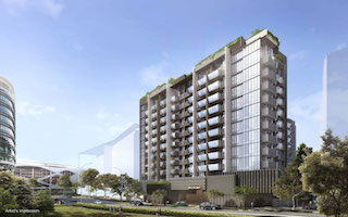 Haus on Handy - New Condo - Dhoby Ghaut