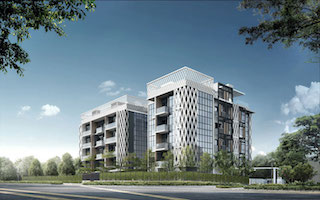 Lattice One - Freehold New launch Condo Singapore