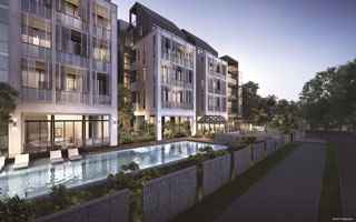 New Launch - Olloi Freehold Condo