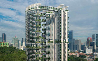 One Pearl Bank Condo Outram New Launch Capitaland