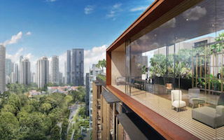 New Singapore Condo - The Hyde