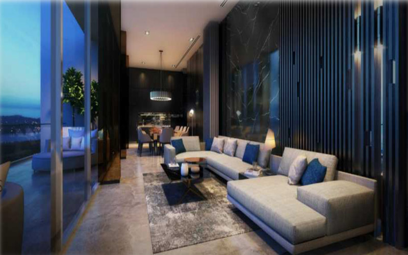 Avenue South Residence showflat